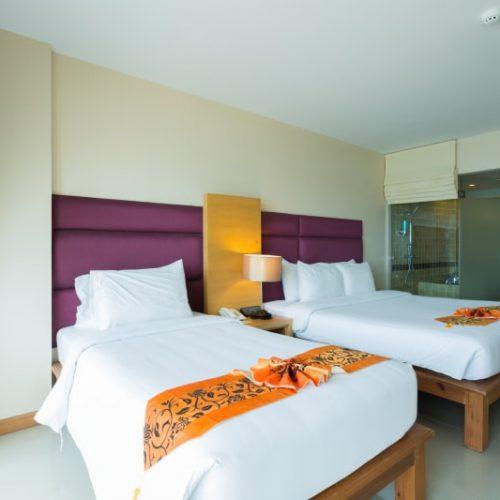 Royal Phala Cliff Beach Resort & Spa : Accommodation