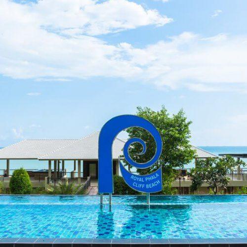 Royal Phala Cliff Beach Resort & Spa : BUILDING